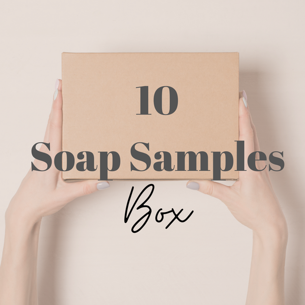 Soap Samples Box