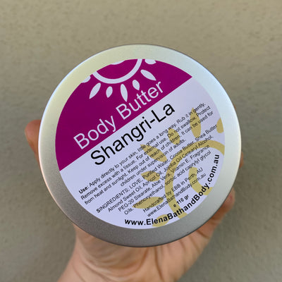 Body Butter - Shangri-La