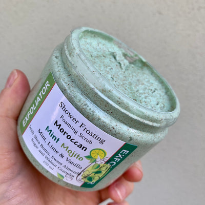 Moroccan Mint Mojito - Shower Frosting
