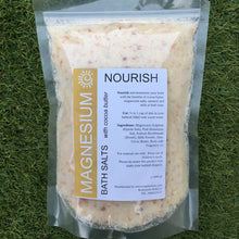 Load image into Gallery viewer, Magnesium Bath Salts  - NOURISH