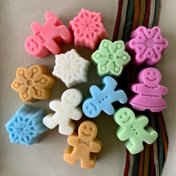 Christmas Mini Soy Wax Melts