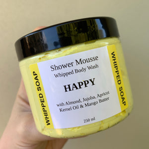 Happy Whipped Soap