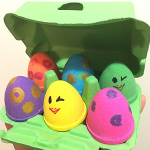 Eater Eggs - set of 6