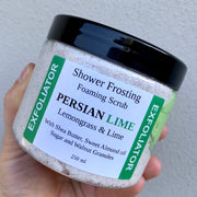 Persian Lime - Shower Frosting