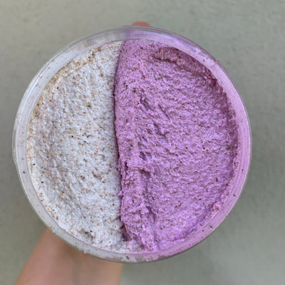 Shower Frosting - Black Cherry