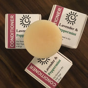 Lavender & Peppermint - Conditioner Bar