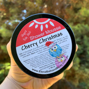 Cherry Christmas Shower Mousse