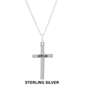 ARLO CROSS PENDANT