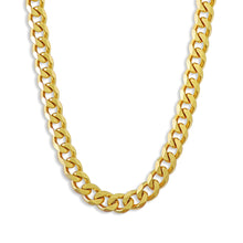 Load image into Gallery viewer, GOLD CHAIN NECKLACE - 3mm