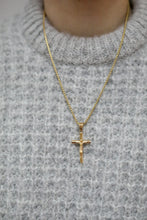 Load image into Gallery viewer, CRUCIFIX PENDANT - GOLD