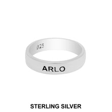 Load image into Gallery viewer, ARLO BAND RING