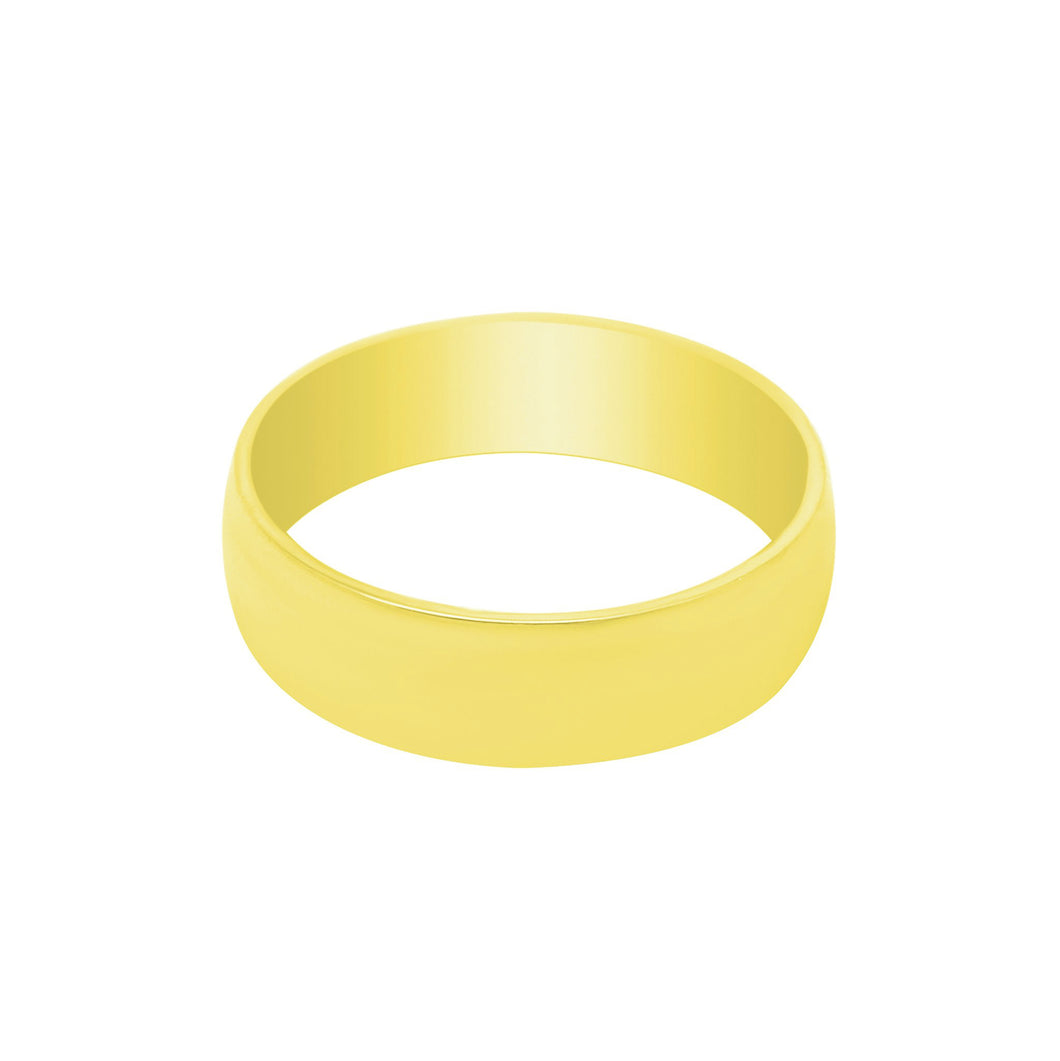 BAND RING - GOLD