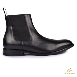 Black Chelsea Boots : The Aerodyne