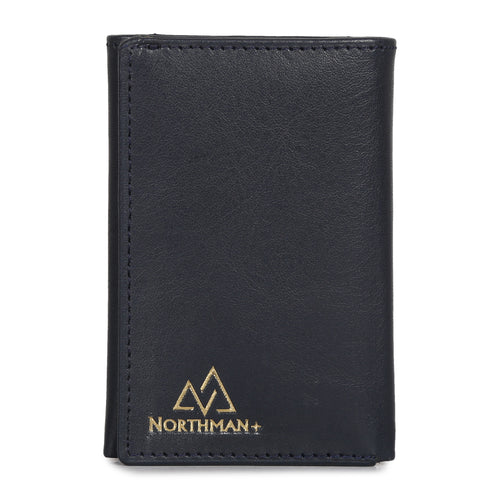Card and Cash mini wallet in Navy Blue : The YBR series