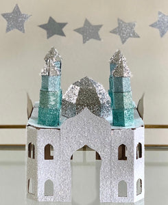 DIY masjid ramadan decor craft