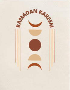 Ramadan Kareem Digital Download Print FREE!