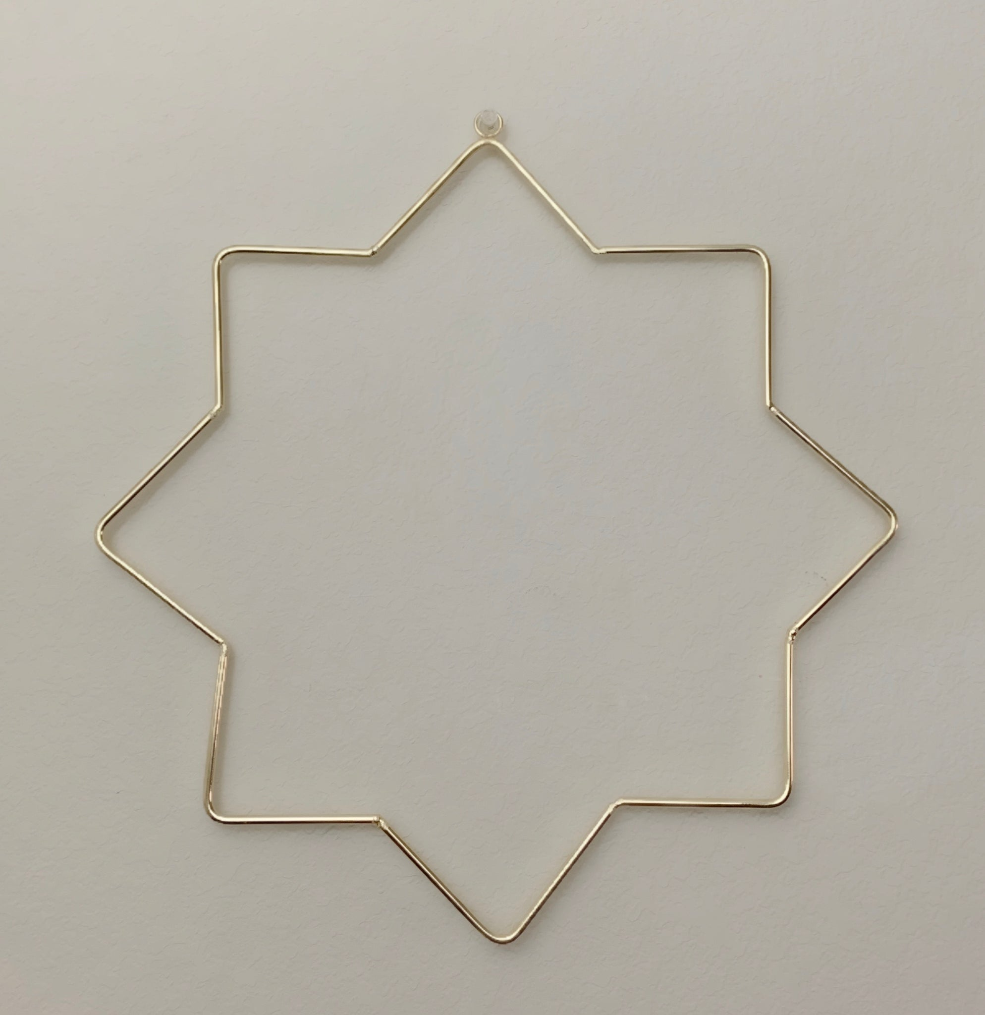 Moroccan 8 Pointed Star Wall Decor