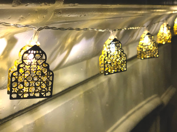Mughal Door String Lights
