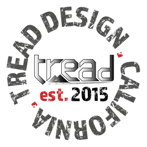 Tread Design | Cycling, Motorsports, and Running graphic apparel.