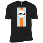 TREAD DESIGN | Gulf Racing Livery | Premium Short Sleeve T-Shirt
