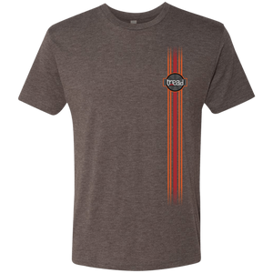 TREAD DESIGN | Asphalt Triblend T-Shirt