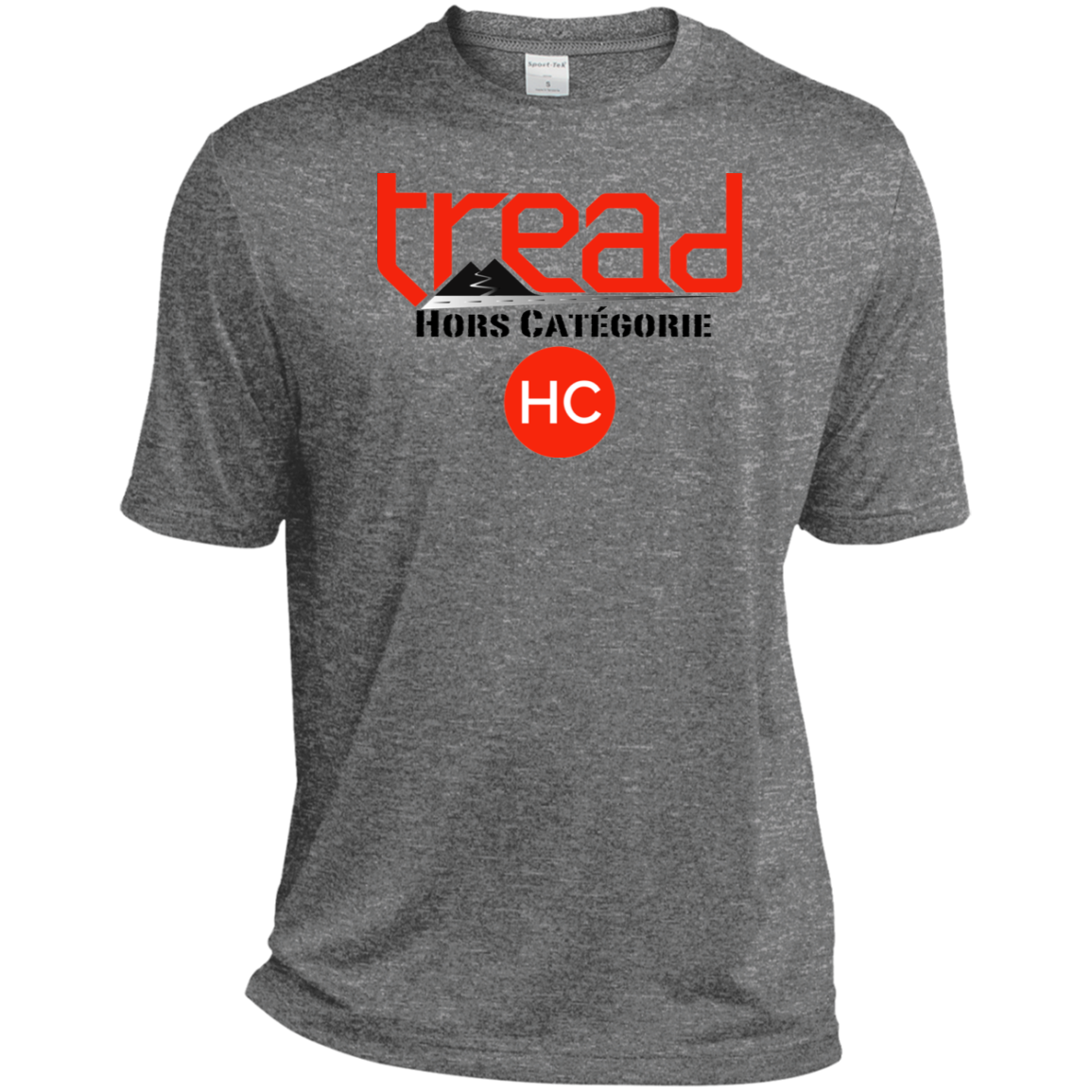 TREAD DESIGN | HC Dri-Fit Moisture-Wicking T-Shirt