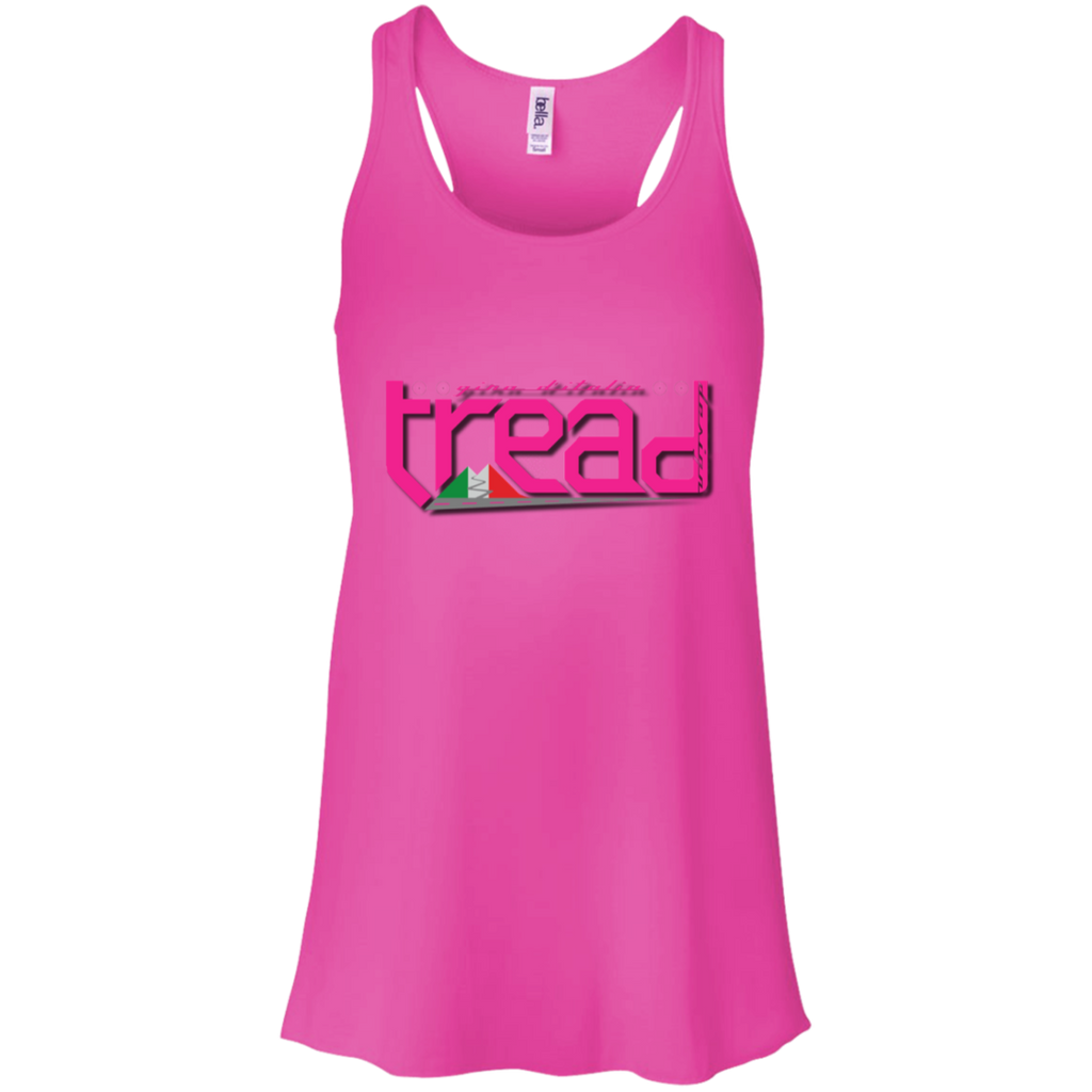TREAD DESIGN | Giro Ladies | Flowy Racerback Tank