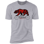 TREAD DESIGN | Cali Bear Cycling Premium Short Sleeve T-Shirt