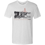 TREAD DESIGN | GGB Triblend T-Shirt