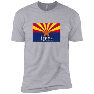 TREAD DESIGN | Arizona Premium Short Sleeve T-Shirt