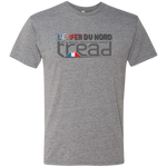 TREAD DESIGN | L'enfer Du Nord Triblend T-Shirt