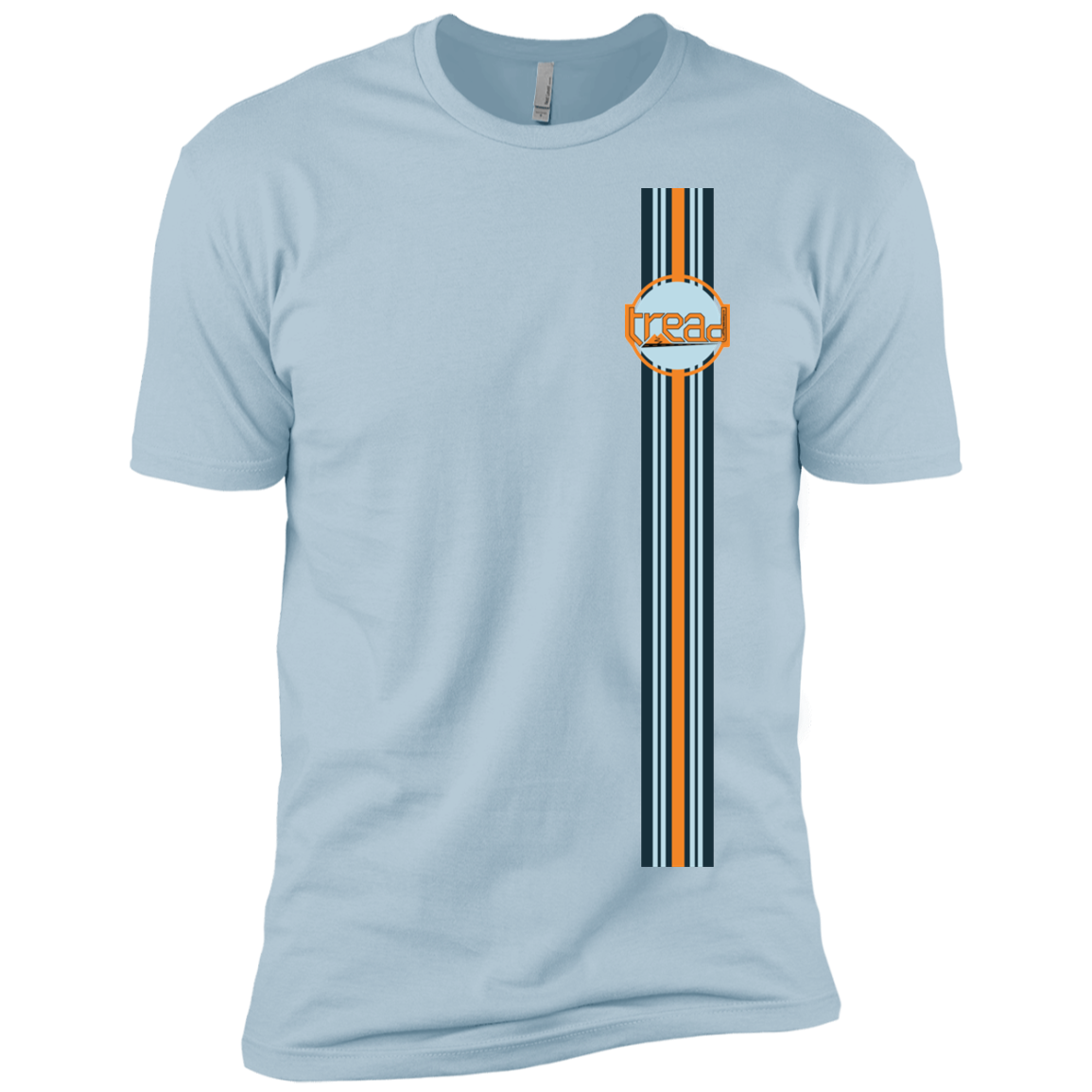 TREAD DESIGN | GULF RACING homage  Premium Short Sleeve T-Shirt