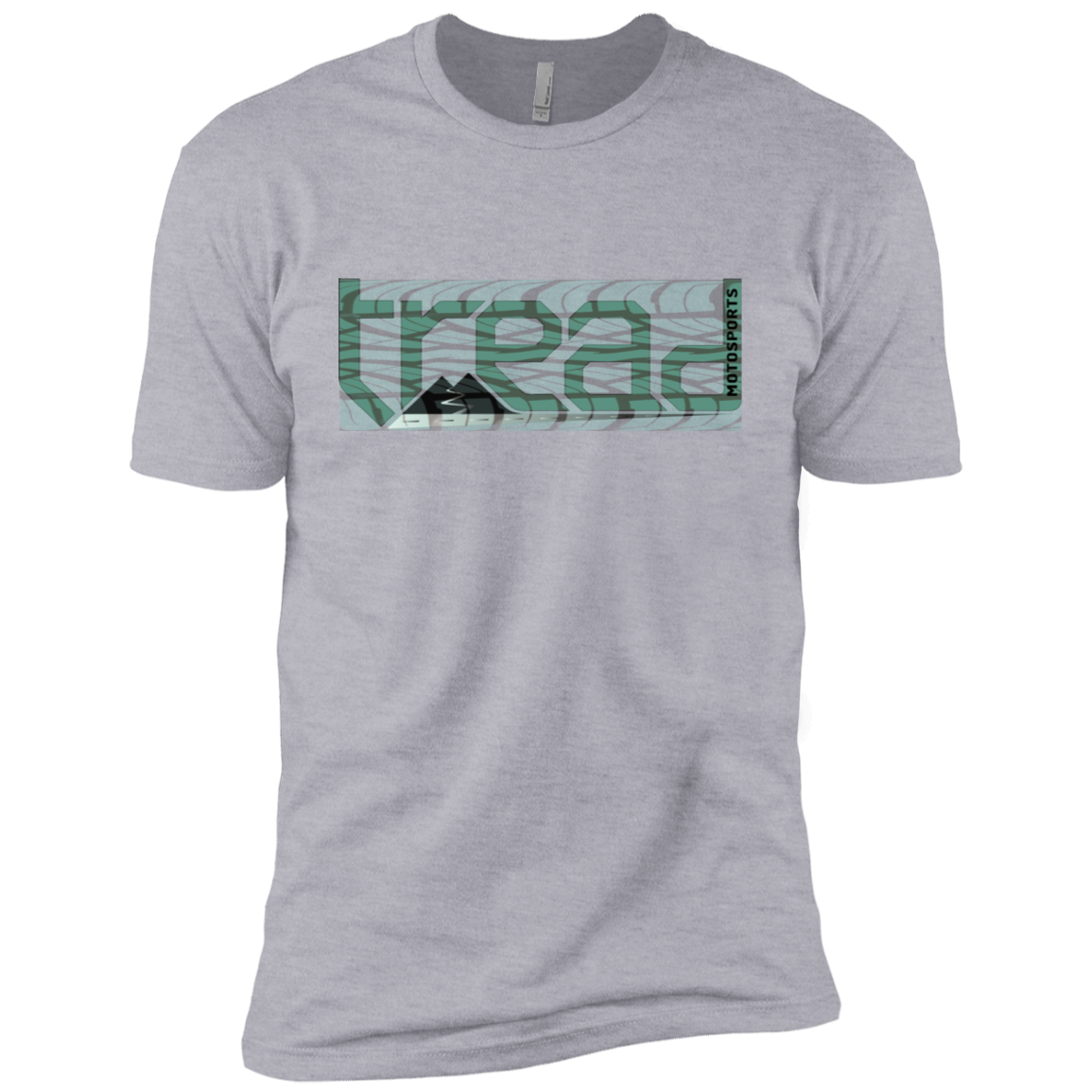 TREAD DESIGN | Tracks Premium Short Sleeve T-Shirt