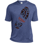 TREAD DESIGN | Run | Dri-Fit Moisture-Wicking T-Shirt