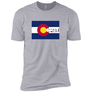 TREAD DESIGN | Colorado Premium Short Sleeve T-Shirt