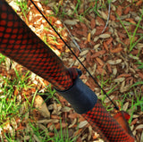 Red, Dragon, Bow, Recurve, Quiver, Leather, Hunting, Arrows, Archery, Bows, Archer