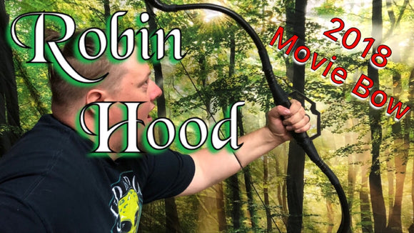 Robin Hood Movie Bow 2018