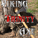 Viking Trinity Axe