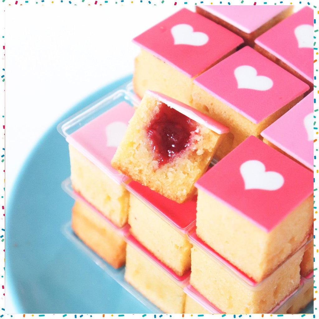 Recipe Mother's day - For 1 Pixmoule (25 Cubes)