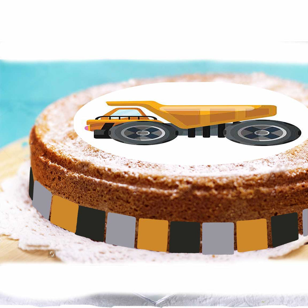 Camion - Pixcake the original...Le 1er Puzzle gourmand