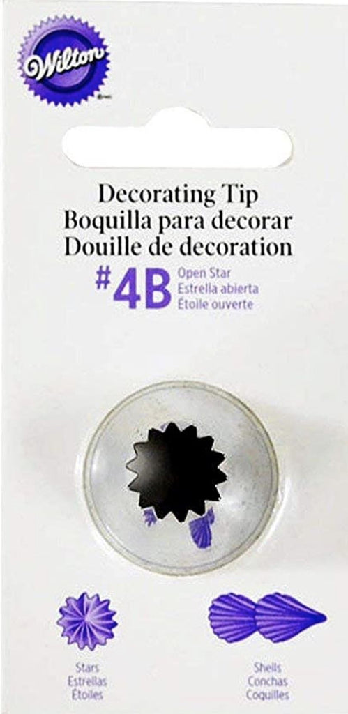 Copie de Douille Wilton Etoile #4B - Pixcake the original...Le 1er Puzzle gourmand