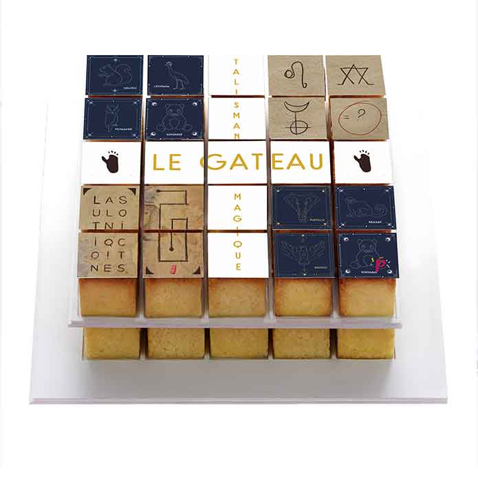 Kit Escape Game Talisman Magique - Pixcake the original...Le 1er Puzzle gourmand