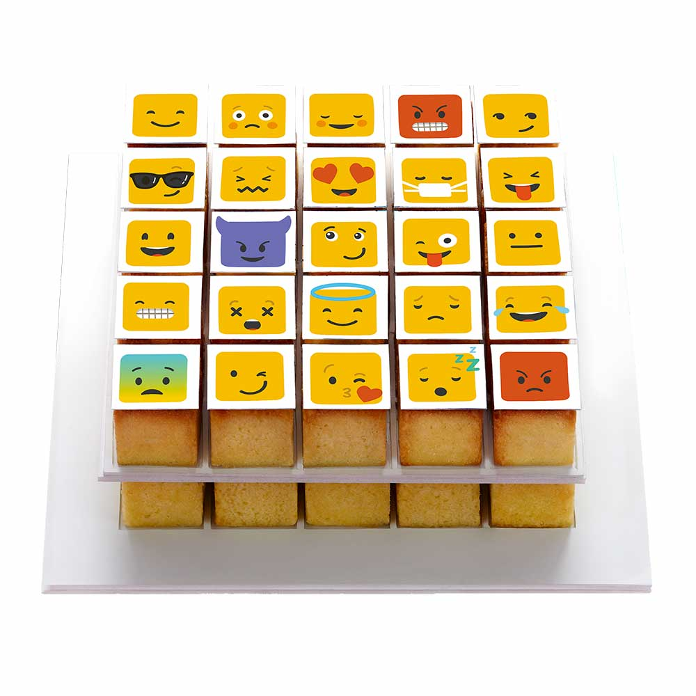 Pixdéco Smile - Pixcake the original...Le 1er Puzzle gourmand