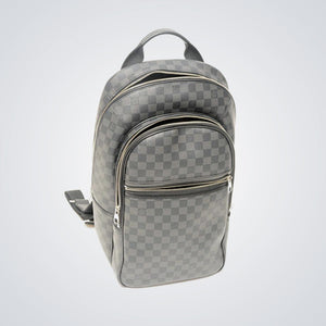 LOUIS BLACK BACKPACK