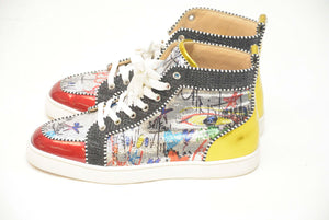 Christian Louboutin High Top Shoe
