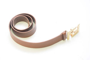 FENDI BROWN BELT