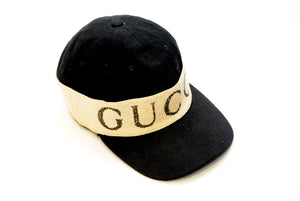 GUCCI BLACK HAT