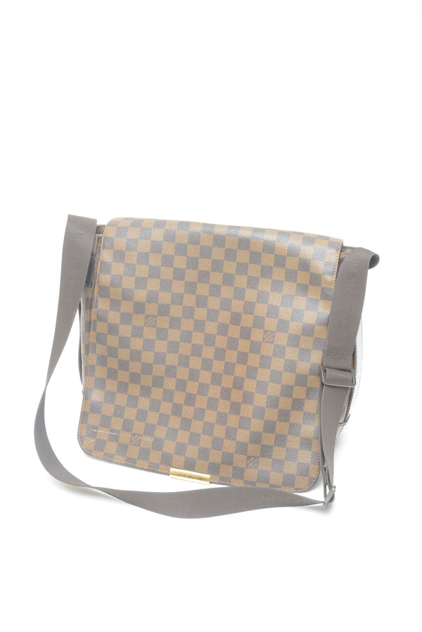 LOUIS VUITTON BROWN LAPTOP BAG