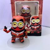 The Avengers  Sersion Minion Deadpool Figures - minion.store