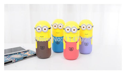 Minion Water Bottle High Temperature Glass - minion.store